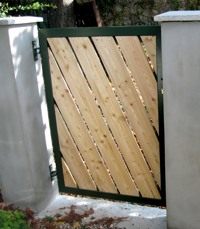 Portails et clôtures - Novel Industrie