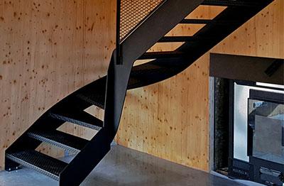 Les Escaliers Demi Et Quart Tournant